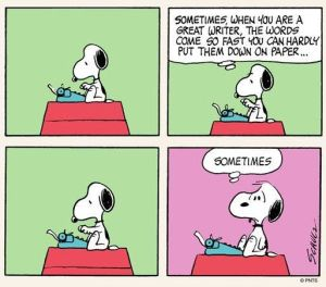 snoopy for syllabus